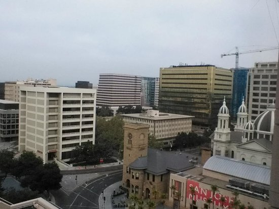 Fairmont San Jose : view from the 12th floor