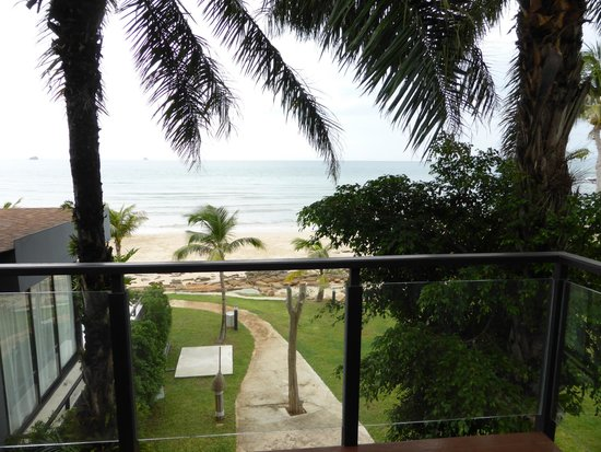 Beyond Resort Krabi : The view from our room