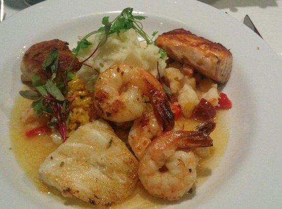 La Vista Latin Grill & Bar: August 25, 2014 Chef's Special