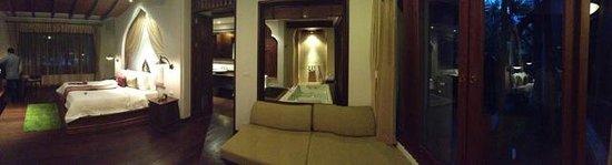 Royal Muang Samui Villas : Our pool villa