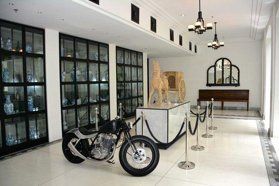 The Siam: Antiques