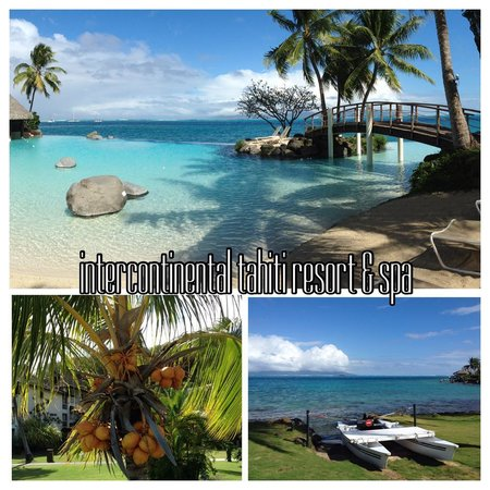 InterContinental Tahiti Resort & Spa: Hotel Grounds