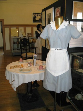 Belen Harvey House Museum : sample of exhibits