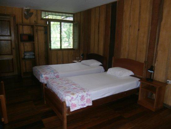 Laguna Lodge Tortuguero: habitación