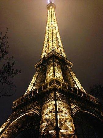 Tour Eiffel : 外観