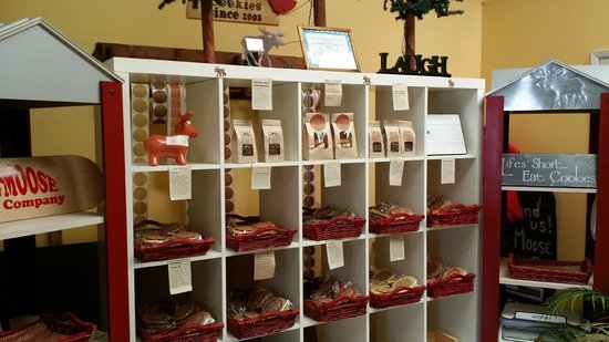Red Moose Cookie Company