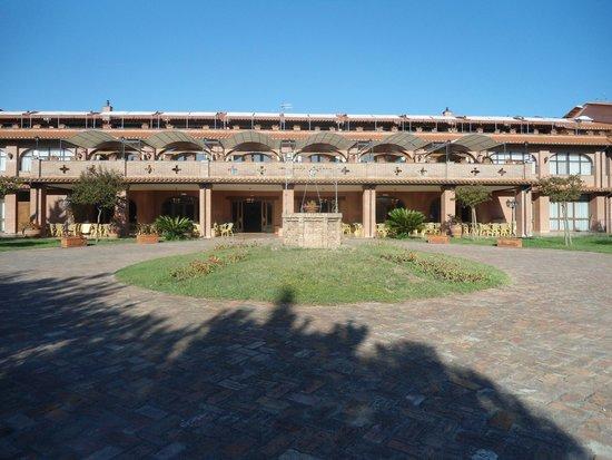 Fattoria La Principina Hotel : ottima struttura