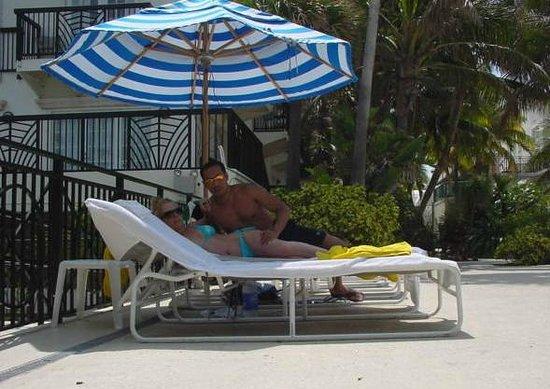 The Savoy Hotel & Beach Club: pool