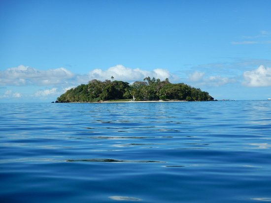 Royal Davui Island Resort: Such a tiny Island that offers sooo much.