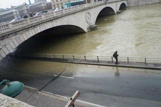 La Seine : 外観