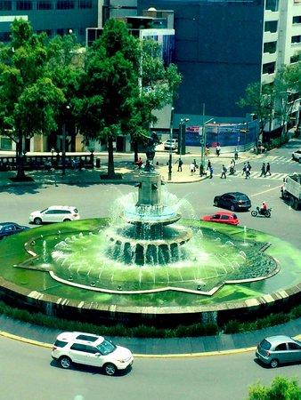 The St. Regis Mexico City : Vista desde la habitación