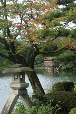 Kenrokuen Garden: 兼六園1