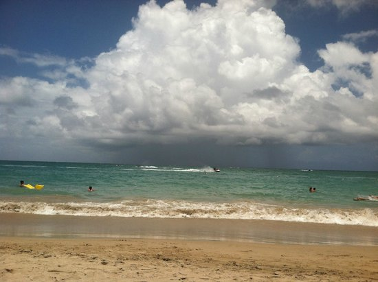 InterContinental San Juan: beach