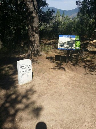 Doc Holliday's Grave: Kid Curry