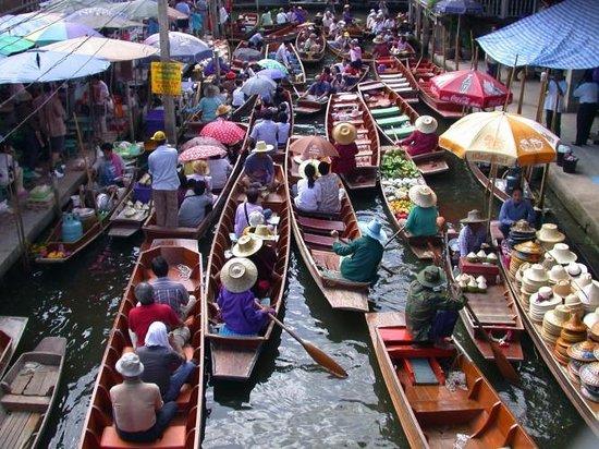 Local Day Tour In Bangkok