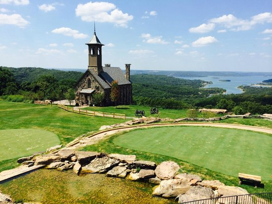 Top Of The Rock Golf Course: A Chapel Built On The Grounds.