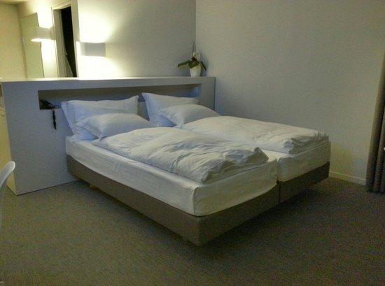 Hotel Lavaux : Chambre