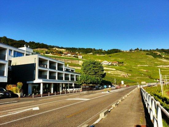 Hotel Lavaux : Hotel