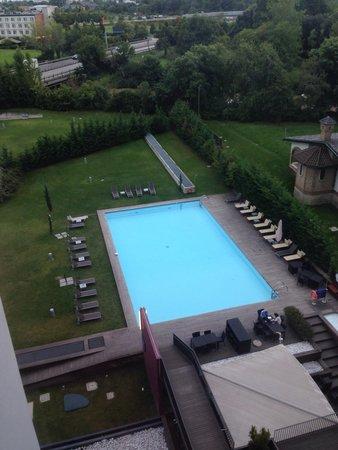 Hilton Garden Inn Venice Mestre San Giuliano : My room view