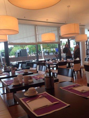 Hilton Garden Inn Venice Mestre San Giuliano : The only one restaurant.