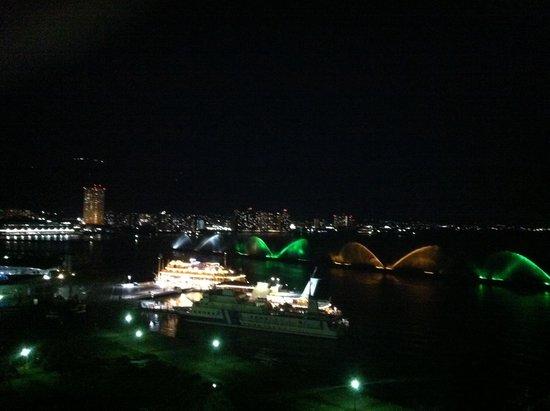 Biwako Hotel : お部屋からの夜景