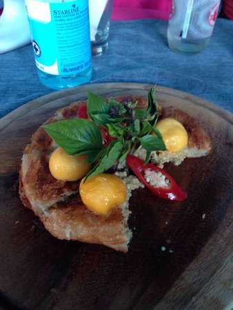 Tuna Tartare - Picture of Cafe 69, Bophut - TripAdvisor