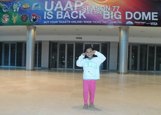 Smart Araneta Coliseum: UAAP at the Big Dome