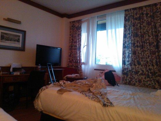 Santemar Hotel: Habitación bien decorada