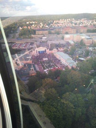 Lisebergs Nojespark : Musical events
