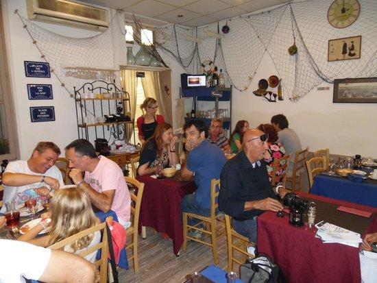 Le Panier Gourmand: Sala interna (vista 03)