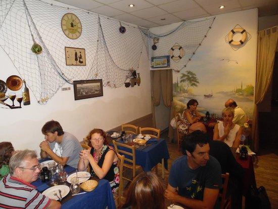 Le Panier Gourmand: Sala interna (vista 02)