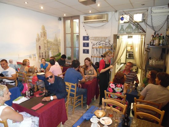 Le Panier Gourmand: Sala interna (vista 01)