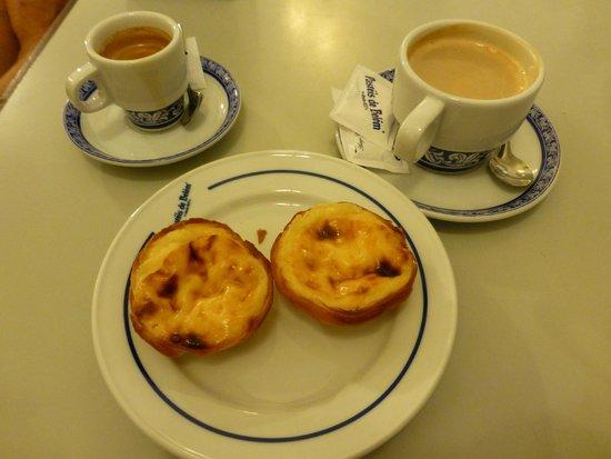 Pasteis de Belem: Delicious pastries