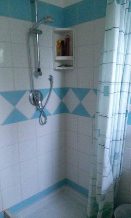 Hotel Carmencita: Ottima doccia