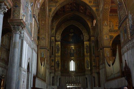 Duomo di Monreale : Monreale Norman Cathedra 6