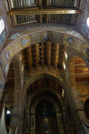 Duomo di Monreale : Monreale Norman Cathedra 4