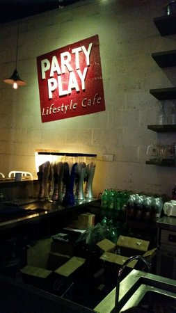 Party Play Lifestyle Cafe: From my spot
