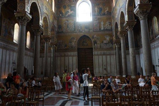 Duomo di Monreale : Monreale Norman Cathedra 1