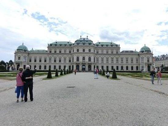 Schloss Belvedere: 宮殿