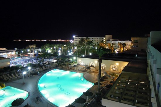 PrimaSol El Mehdi: View from room number 603