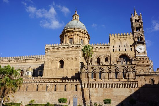 Cattedrale di Palermo : Cathedral of Palermo 4
