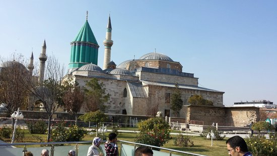 Mevlana Museum: the place