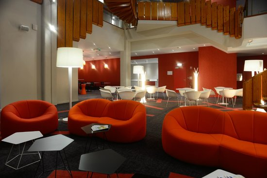 Ibis Styles Poitiers Centre : Espace Détente