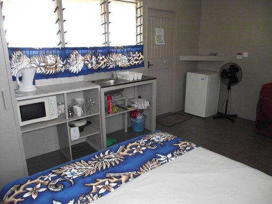 Savaii Lagoon Resort : Studio Room