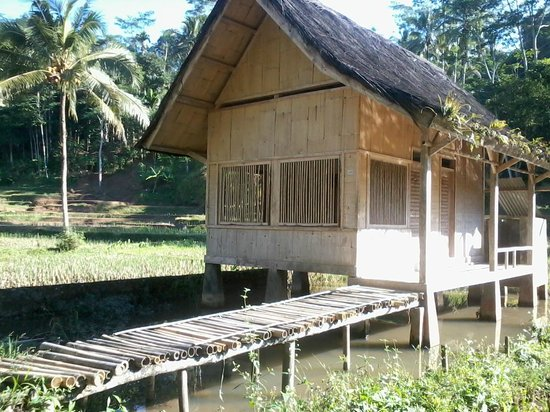 Kampung Naga: Typical of Local Resident (Down Areas)