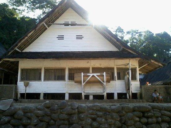 """Kampung Naga: """"Balai Urang"""" Assembly Point"""