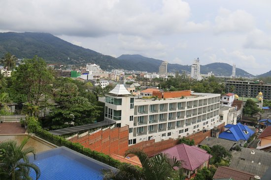 Sea Sun Sand Resort & Spa : View of Patong