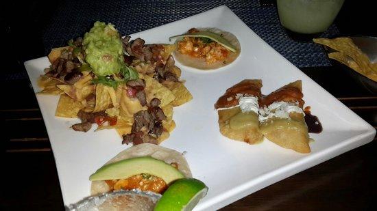 Maya Modern Mexican Kitchen + Lounge: Plato Antojitos