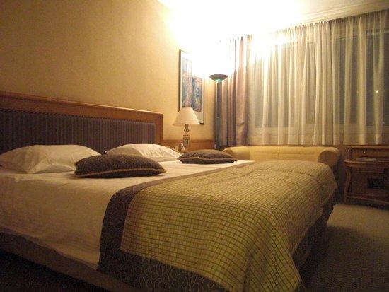 Divani Caravel Hotel: 室内
