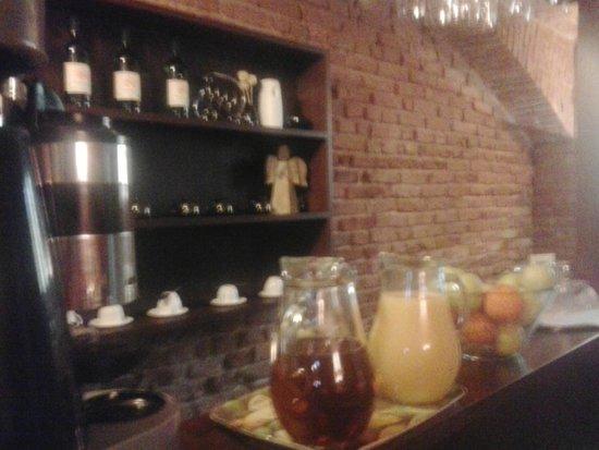 Hotel Trevi: Breakfast location